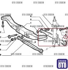 Alfa Romeo 156 Arka Denge Kolu Uzun 60652167 60652167