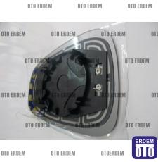 Alfa Romeo Giulietta Dış Dikiz Ayna Camı Sağ 50529396