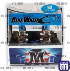 Ampül H3 Takım Beyaz