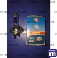 Ampül H4 Far Ampülü Osram H4 - Osram