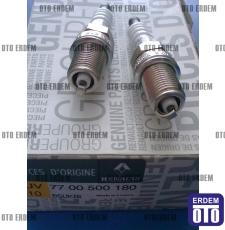 Buji R9 R19 Clio 1.4ie (enjeksiyon) 7700500180 - takım 7700500180 - takım
