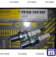 Buji Renault Enjektörlü Tüm modeller için NGK 7700743137 - takım 7700743137 - takım