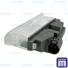 Clio 1 Clio 2 Hatchback Plaka Lambası Komple 7700410754 7700410754