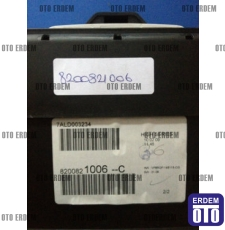 Clio 3 Gösterge Komple Krom Gri Hatcback 8200821006 - Mais