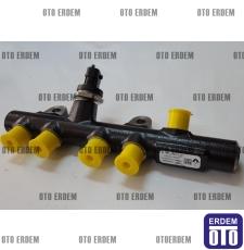Clio 4 Enjektör Tevzi Borusu (Clio 4 Enjektör Rampası) 175215346R 175215346R