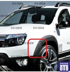 Dacia Duster Ön Çamurluk Uç Plastiği Sol 960171332R 960171332R