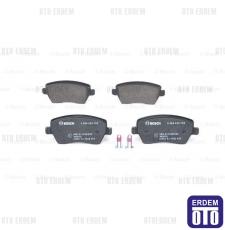 Dacia Logan MCV Ön Fren Balatası Bosch 410608481R 410608481R