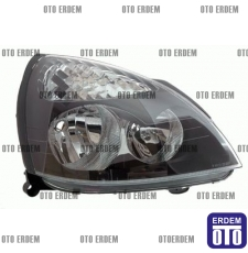 Far Clio 2 Symbol Hatchback Sağ İthal Siyah 7701054063 - İthal