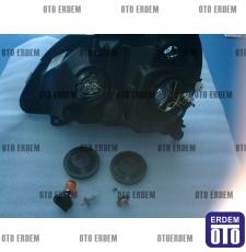 Far Clio 2 Symbol Hatchback Sağ Orjinal Mais Siyah 7701054063 - Mais 7701054063 - Mais