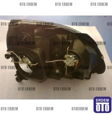 Far Clio 2 Symbol Hatchback Sol İthal Siyah 7701054058 - İthal 7701054058 - İthal
