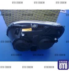 Far Doblo 2 Sağ Yeni Model 51805934 - Opar Mako 51805934 - Opar Mako