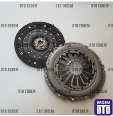 Fiat Bravo II Baskı Balata Debriyaj Seti 1.4 Tjet 55219388 - 55212224 55219388 - 55212224