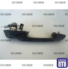 Fiat Bravo Kapı Kolu Çizgili Sol 46445209