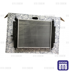Fiat Bravo Motor Su Radyatörü Rekorlu (Otomatik Vites) 46535007 46535007