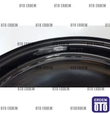 "Fiat Doblo 6J 15"" Sac Jant (Kara Jant) 4 Bijon 51966659"
