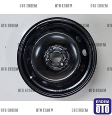 "Fiat Doblo 6J 15"" Sac Jant (Kara Jant) 4 Bijon 51966659 51966659"