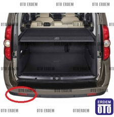 Fiat Doblo Arka Tampon Reflektörü Sol Yeni Kasa 51810678 51810678