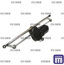 Fiat Doblo Ön Cam Silecek Motoru ve Mekanizması 51839941