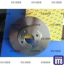 Fiat Doblo Ön Fren Disk Takımı 51749124 - OPAR 51749124 - OPAR