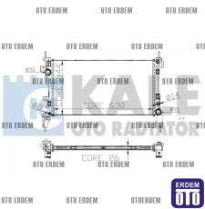 Fiat Fiorino Motor Su Radyatörü 51790636 51790636