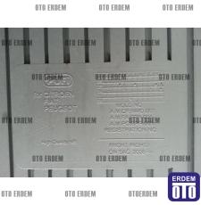 Fiat Fiorino Orjinal Kauçuk Paspas Takımı 55172238 55172238
