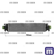 Fiat Grande Punto Turbo Radyatörü  51783791