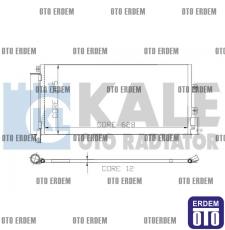 Fiat Linea Klima Peteği Radyatörü  51785227 51785227