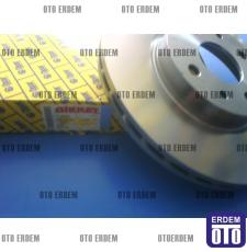 Fiat Marea Ön Fren Disk Takım 51749124 - OPAR 51749124 - OPAR