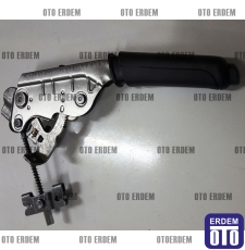 Fiat Punto - Grande Punto El Freni Kolu Tabancası Siyah 735410257 735410257