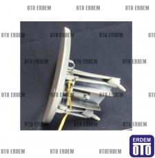 Fiat Stilo Depo Kapağı 3 Kapı 735368537 - 735351606 735368537 - 735351606