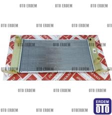Fiat Stilo Motor Su Radyatörü 1.4 16V 51735217 51735217