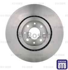 Fiat Stilo Multi Vagon Ön Fren Diski Tek Bosch 46455892 46455892