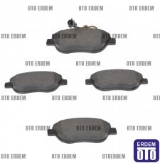 Fiat Stilo Ön Fren Balata Takımı Bosch 55174420B 55174420B