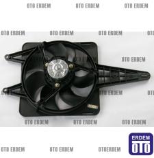 Fiat Tipo Fan Motoru Komple Klimasız 7615023 - İtal
