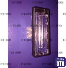 Fiat Tipo Plaka Lambası Komple Orjinal 7569564 7569564