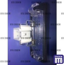 Fiat Tipo Plaka Lambası Komple Orjinal 7569564 - Orjinal 7569564 - Orjinal
