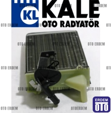 Fiat Uno Kalorifer Peteği Radyatörü Musluklu 7753630