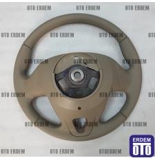 Fluence Direksiyon Simidi Bej Cruise Control 484008646R - 484300040R 484008646R - 484300040R