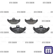 Laguna 1 Arka Disk Fren Balatası Bosch 7701205491 7701205491