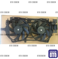 Laguna 1 Fan Motoru Komple Davlumbazı Pervanesi Çift Motor 7701471356 - İtal 7701471356 - İtal