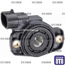 Marea Gaz Kelebek Sensörü 16 16 Valf Potansiyometre 9945634 - Orjinal 9945634 - Orjinal