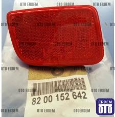 Master 3 Arka Tampon Reflektörü Sol 8200152642 8200152642