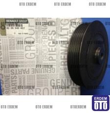Megane 1 Krank Kasnağı Orjinal 1,9 Turbo Dizel Scenic 1 8200545437 - Mais