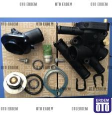 Megane 1 Scenic 1 Dizel Komple Termostat F9Q 1900 Turbo Dizel 7701474249 - Mais 7701474249 - Mais