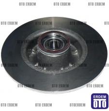 Megane 2 Arka Fren Diski - Clio 3 - Modus - Rulmanlı orjinal Mais 7701207823 - MAİS