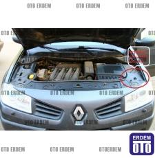 Megane 2 Motor İç Kaplaması Sol Ufak Parça 8200520785 - Mais 8200520785 - Mais