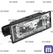 Megane 2 Plaka Lambası 2006 Model Sonrası 8200480127 - Orjinal