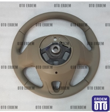 Megane 3 Direksiyon Simidi Bej Cruise Control 484008646R - 484300040R 484008646R - 484300040R