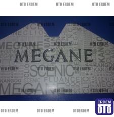 Megane II Bagaj Kapak Yazısı - Renault Megane 2 8200073444 8200073444