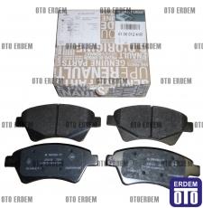 Ön Fren Balata Takımı - Renault - Megane 2 - Scenic 2 - Orjinal - Mais 410608713R 410608713R